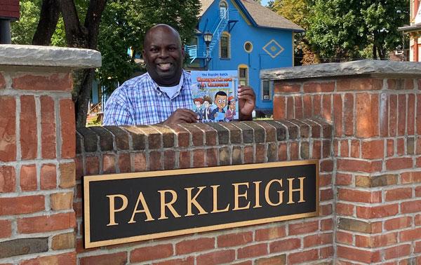 Dr. Robinson at Parkleigh